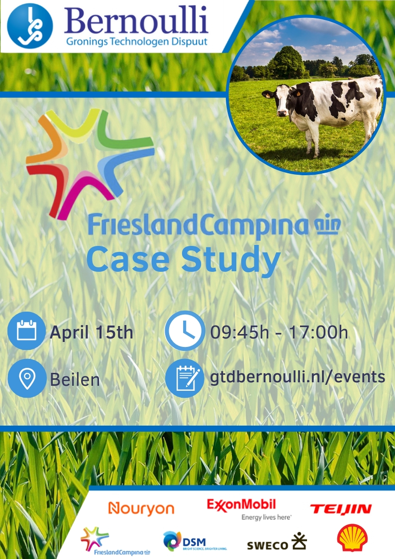 FrieslandCampina Excursion