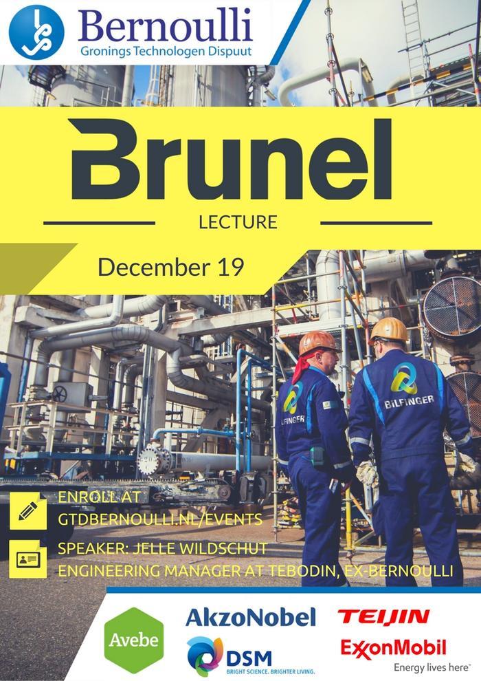 Brunel lecture
