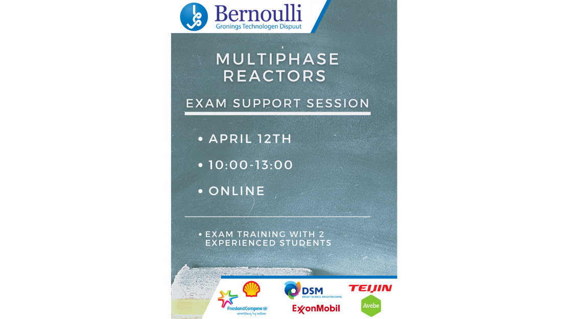 Multiphase Reactors Exam Support Session