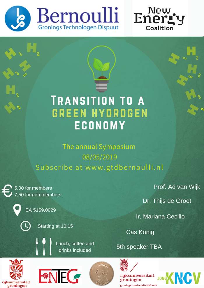 Symposium : Transition to a Green Hydrogen Economy
