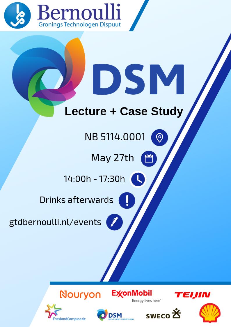 DSM Lecture & Case Study