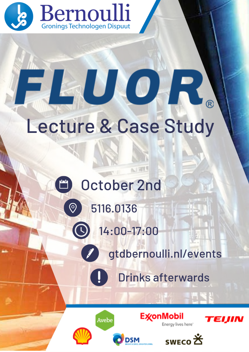 Fluor Lecture & Case Study