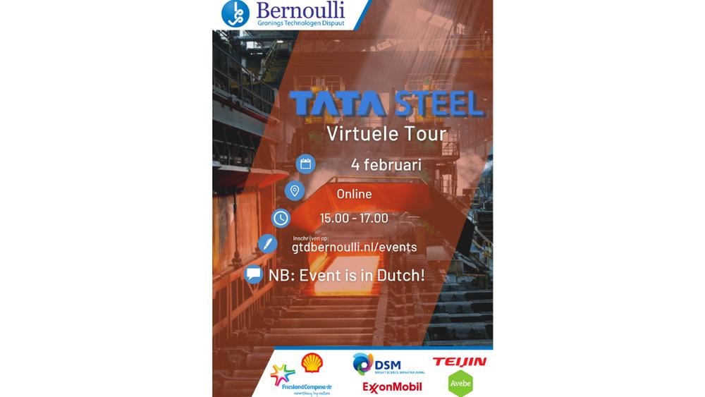 Tata Steel Virtuele Tour