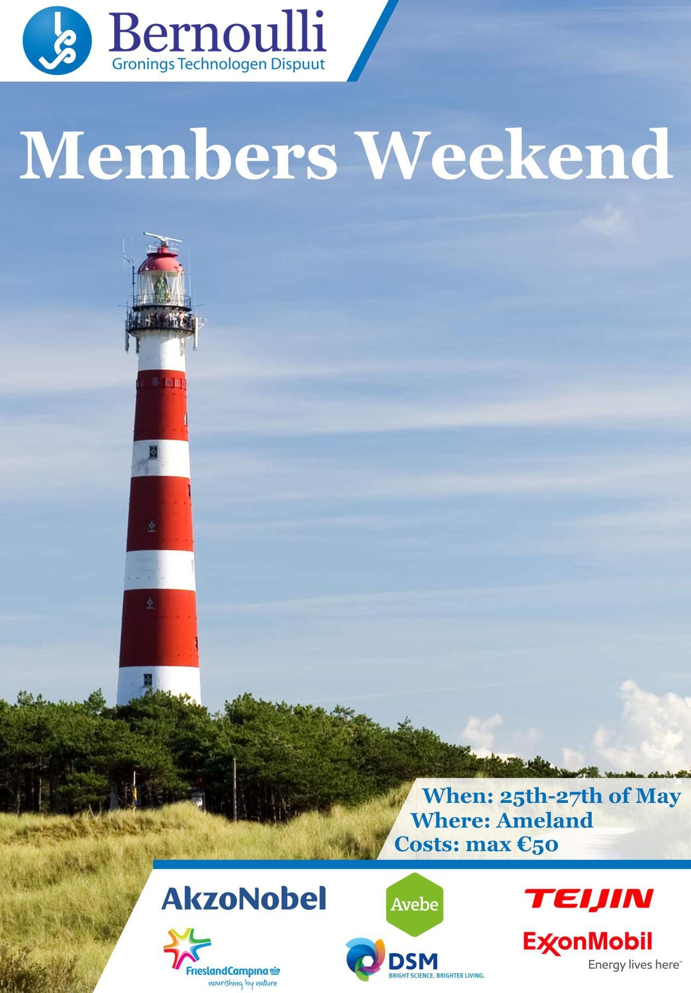Members Weekend
