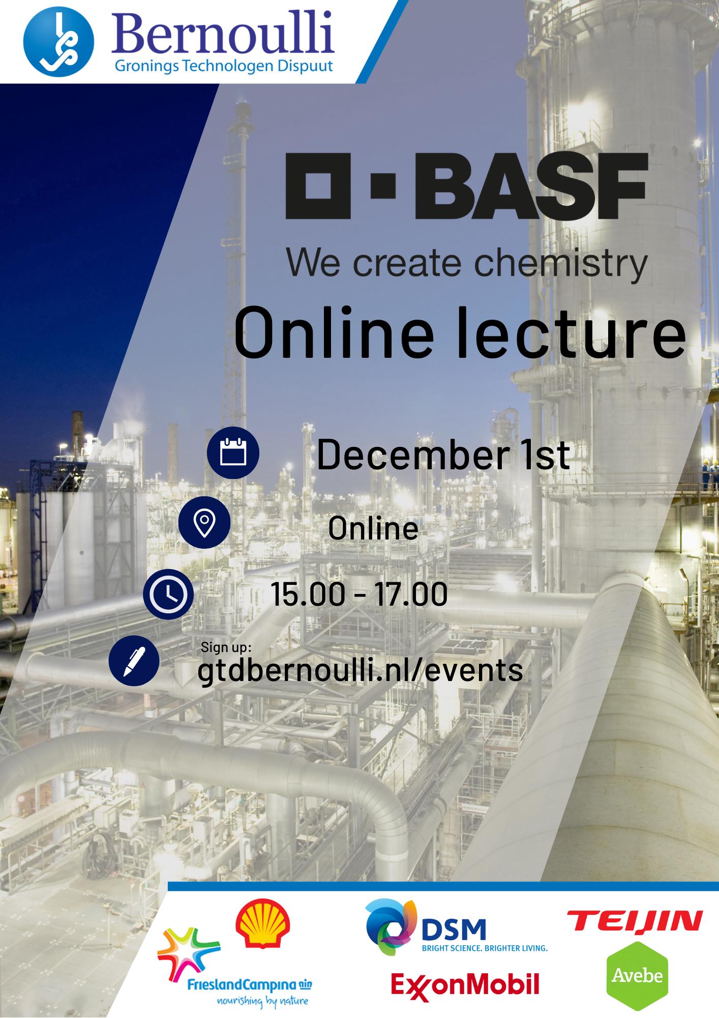 BASF Online Lecture