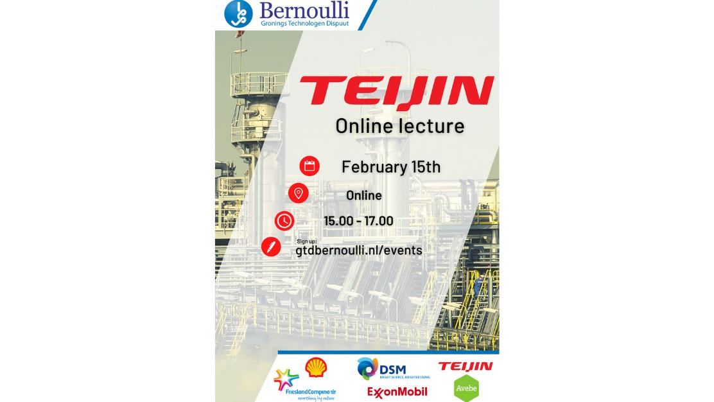 TeijinAramid Online Lecture