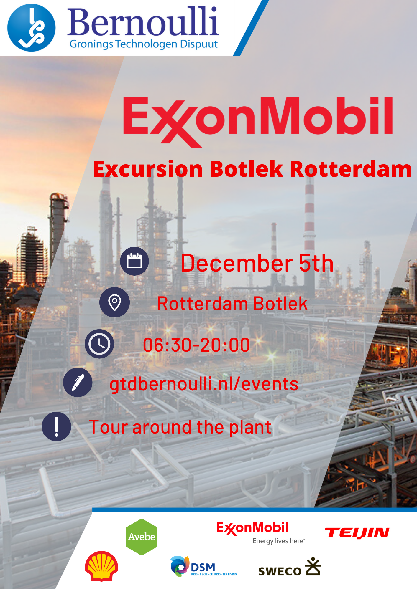 Excursion ExxonMobil