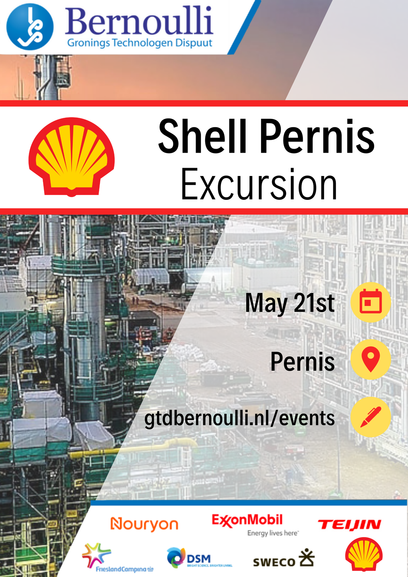 Shell Pernis Excursion