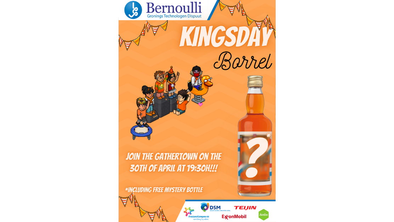Kingsday Borrel