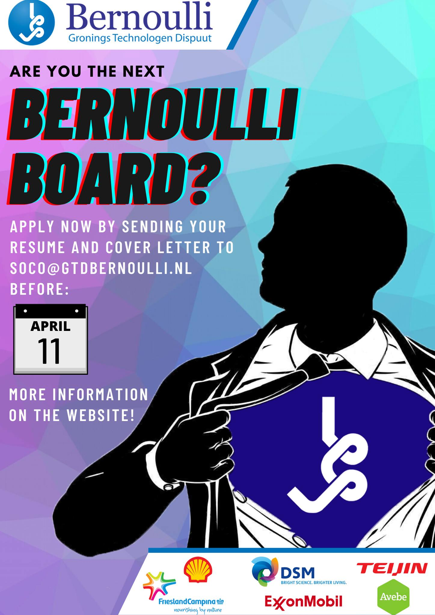 Board applications for '21 - '22 have opened!