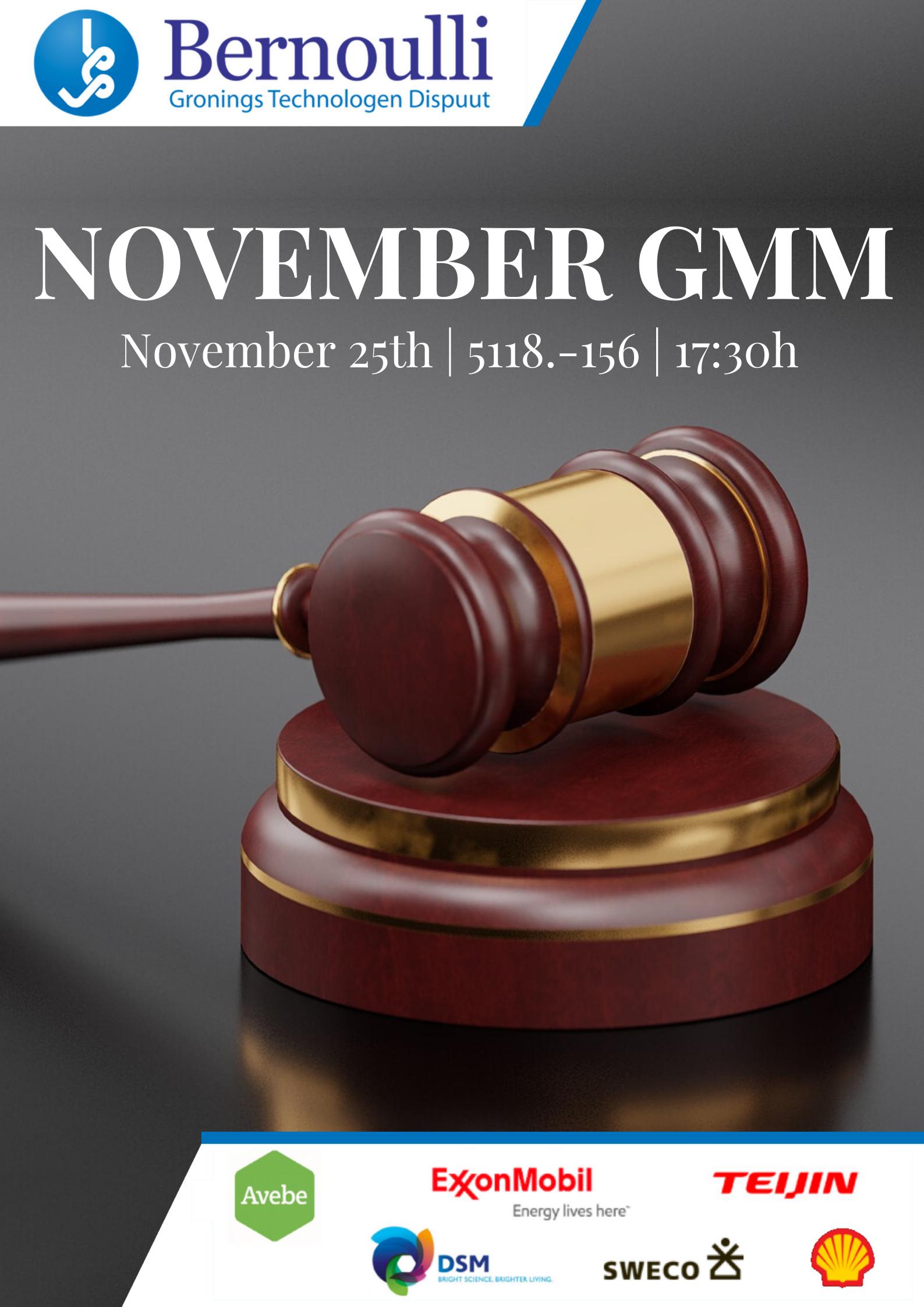 November GMM