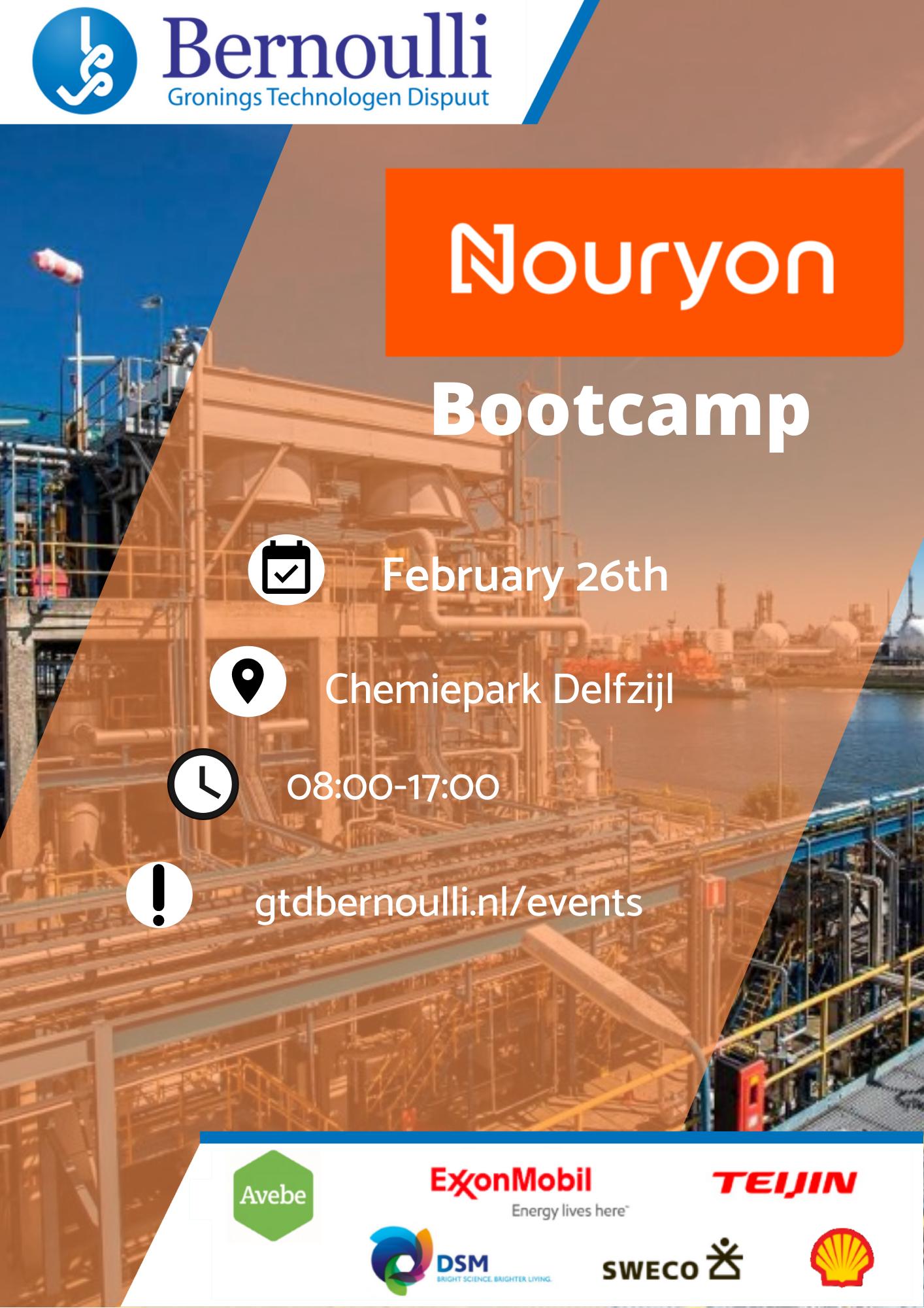 Bootcamp Nouryon