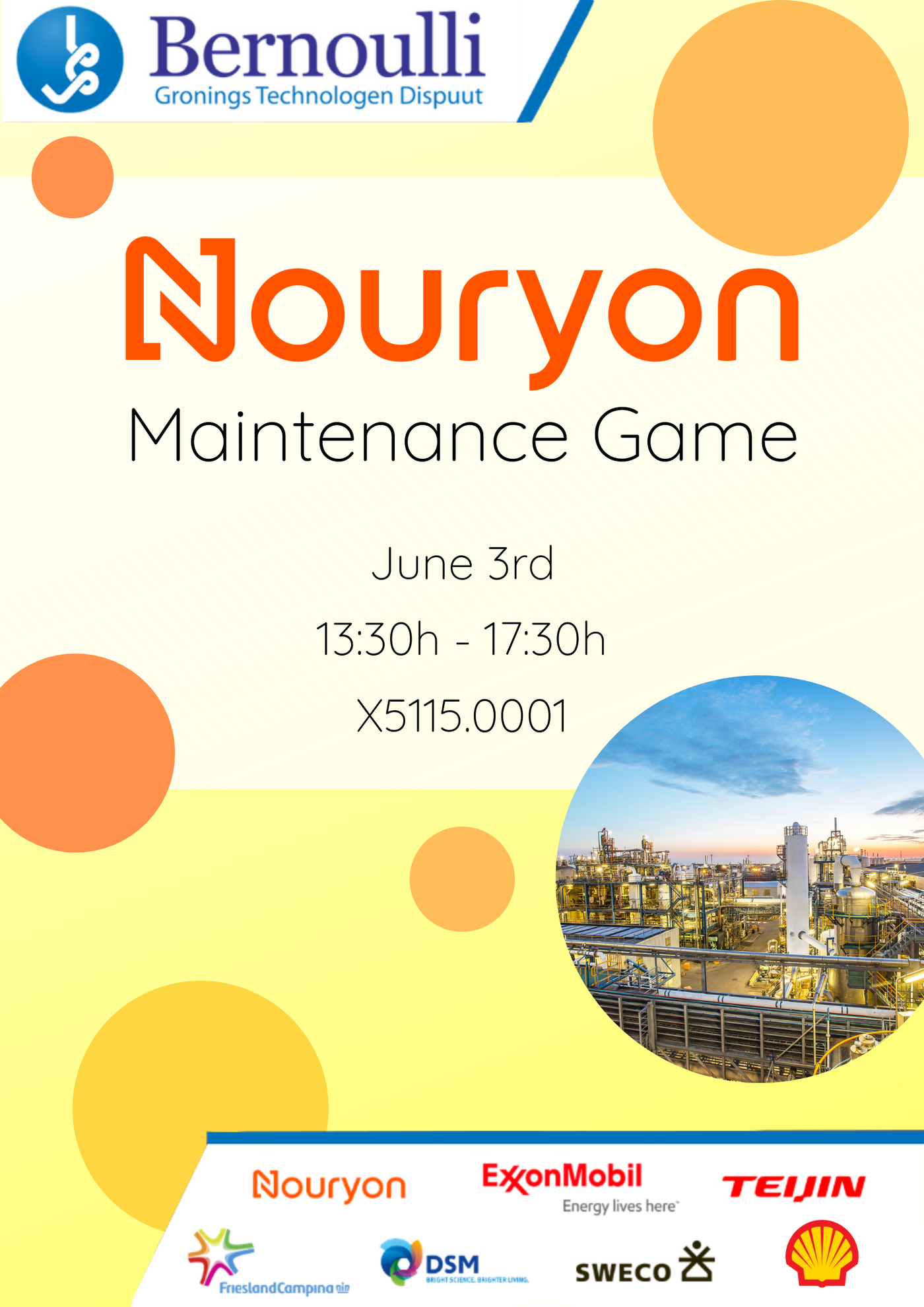 Nouryon Maintenance Game