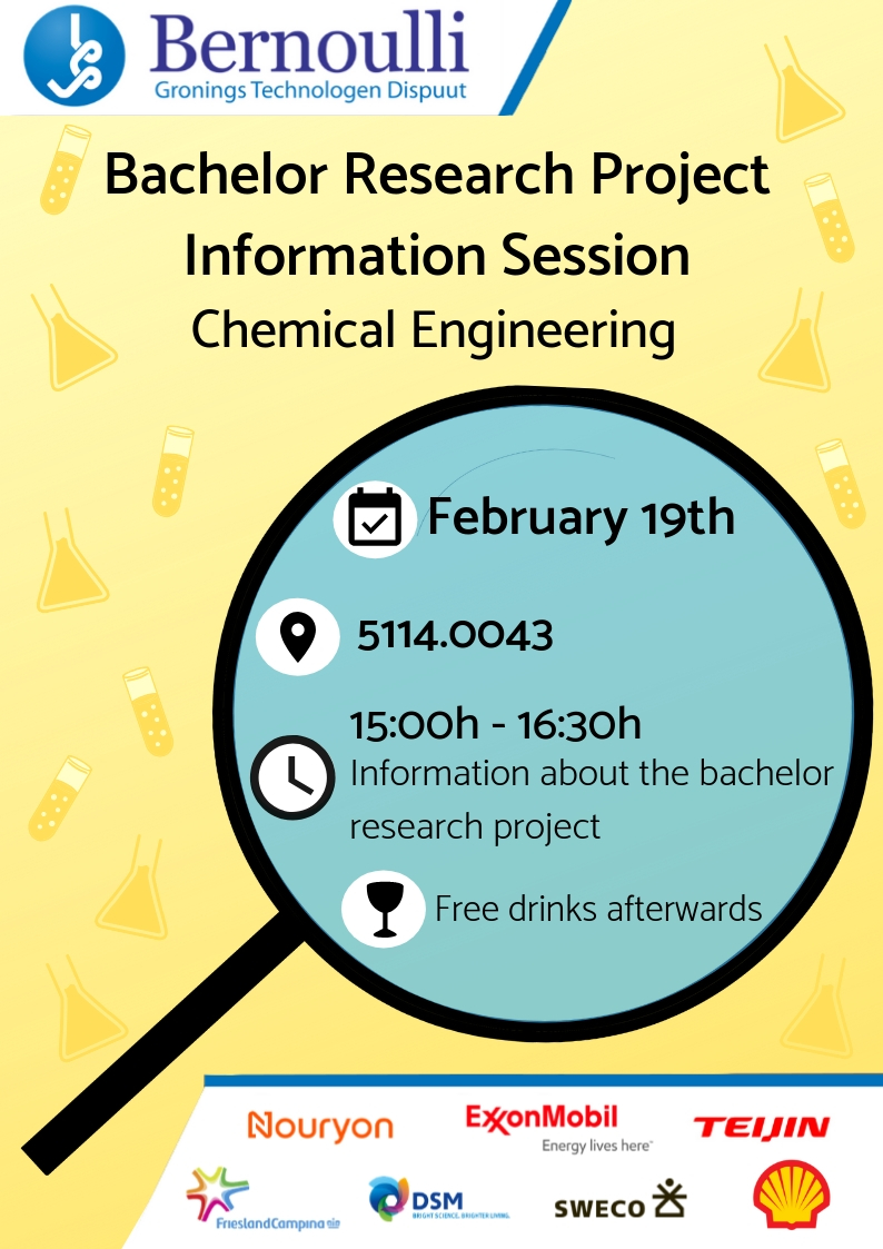 Bachelor Research Project Information Session