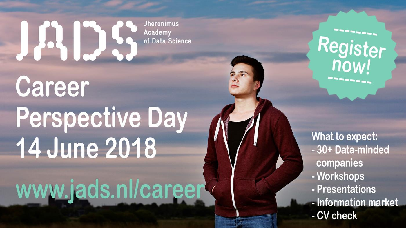 *sponsored* JADS Careers Perspective Day