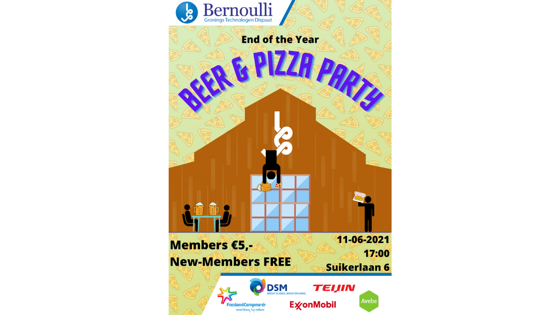 Beer & Pizza Party