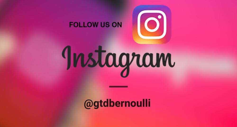 Bernoulli Instagram