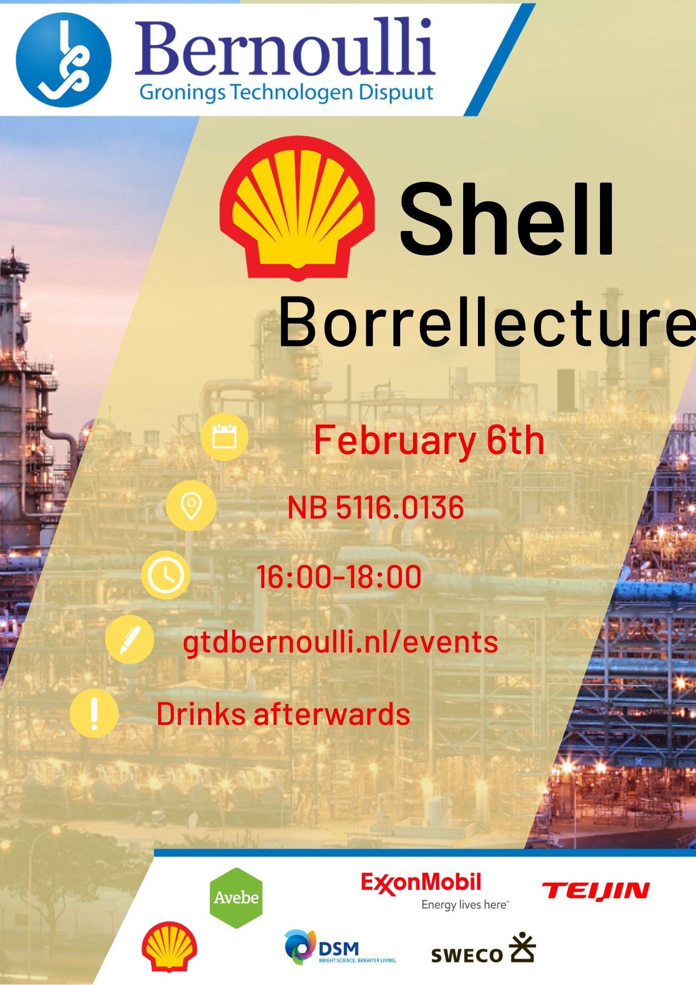 Borrellecture Shell