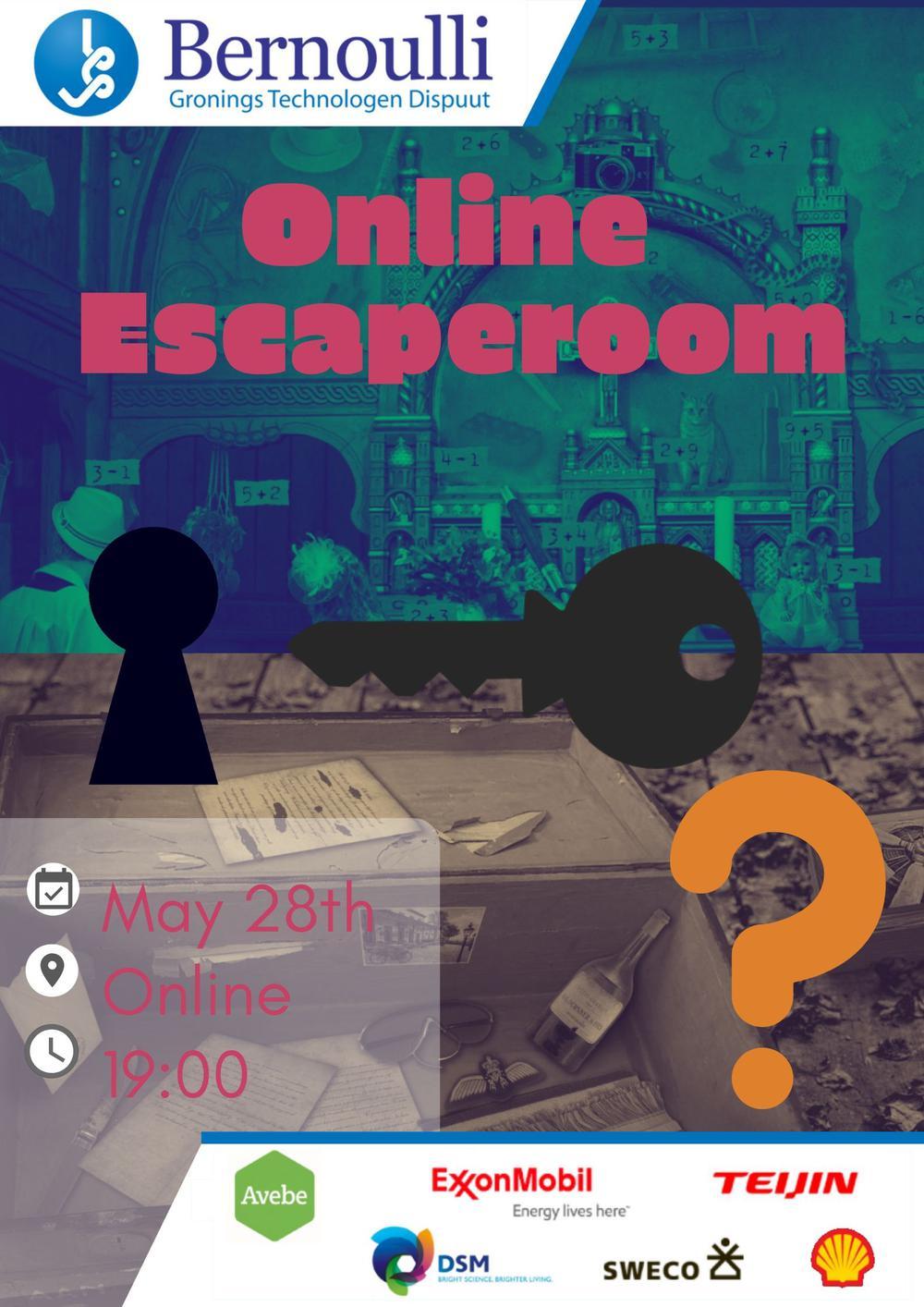 Online Escaperoom